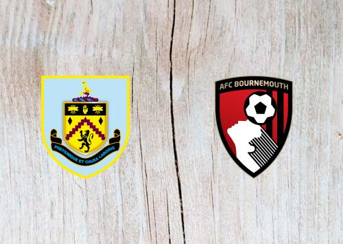 Burnley vs Bournemouth - Highlights 22 September 2018