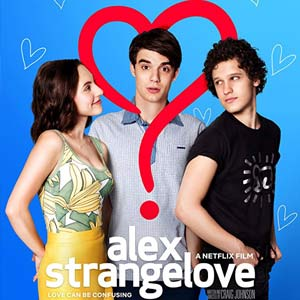 Poster do Filme Alex Strangelove