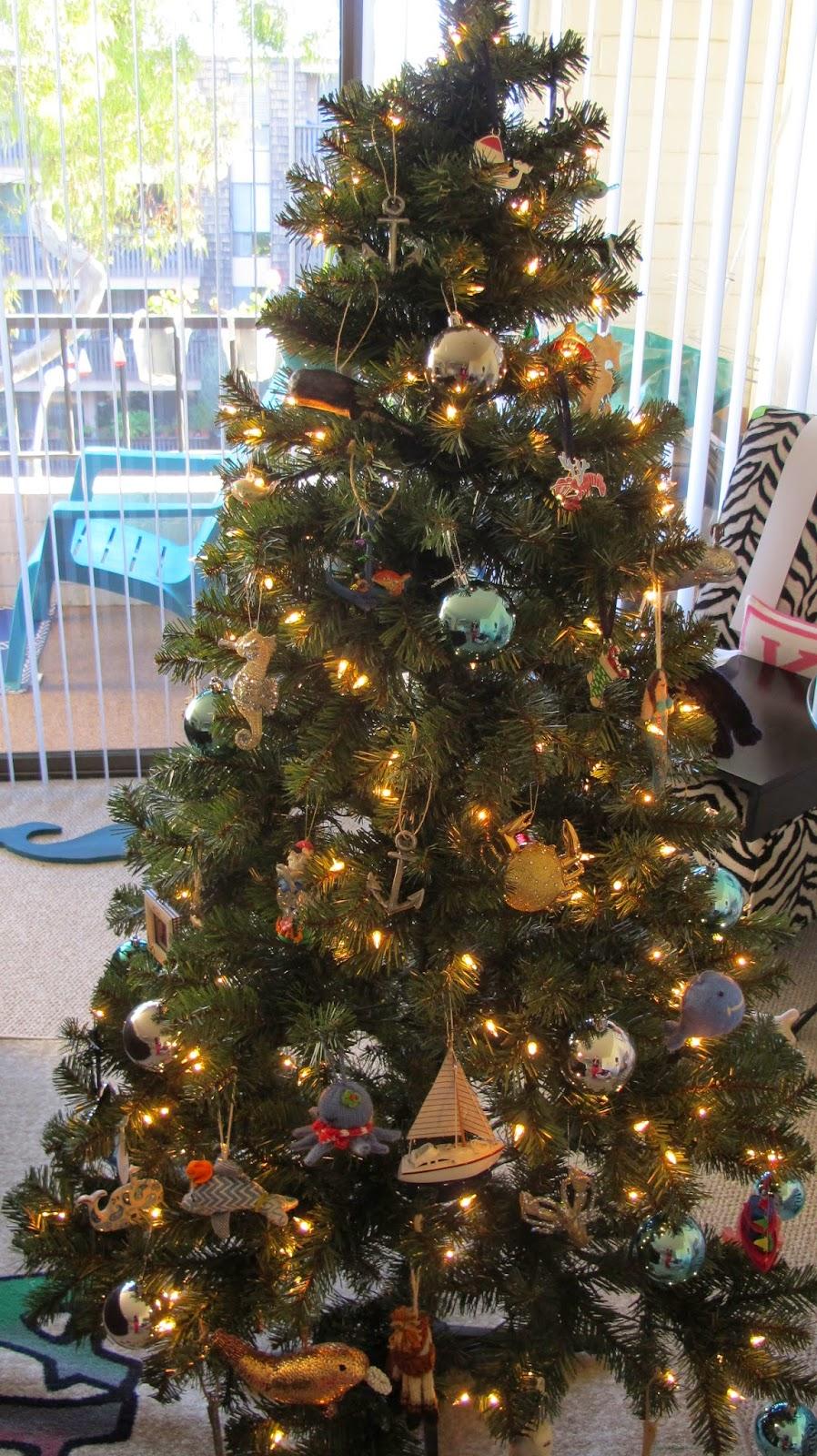 Nautical by Nature: My Nautical Christmas Tree