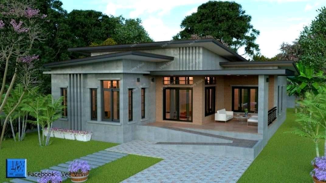 9500 Gambar Desain Rumah Minimalis Keren HD Gratid Untuk Di Contoh