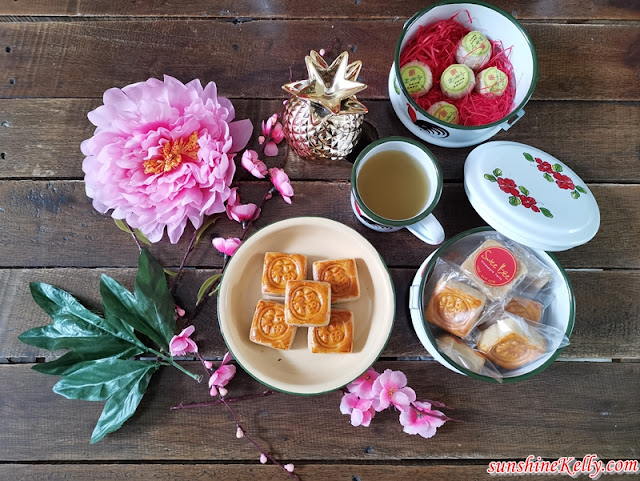 Swee Bee Pineapple Tarts, Swee Bee Cafe by Baker Dave, Plaza Damas, Sri Hartamas, Pineapple Tarts, CNY Hampers, Food