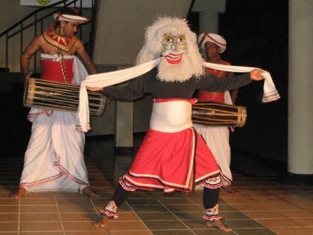 Kolam Dance