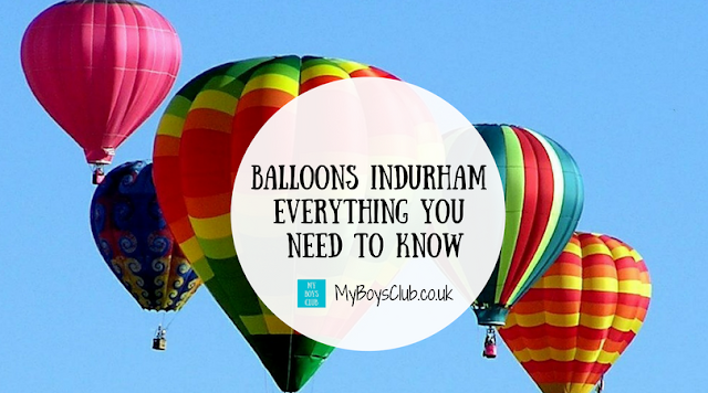 Balloons inDurham - Everything You Need To Know