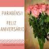Mensagem de aniversário - É para alguém especial