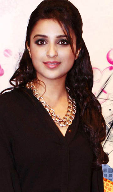 Ishaqzaade movie heroine parineeti chopra photos