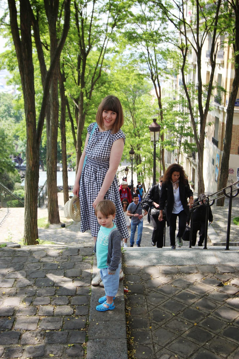 activities in Paris for families