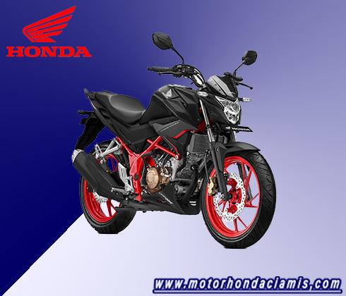 Brosur Kredit Motor Honda CB 150R Ciamis