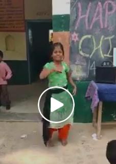 ग्रामीण क्षेत्र के विद्यालय की प्रतिभा मीडिया कभी नही दिखाएगी !! सुन्दर प्रस्तुति।। धीमे धीमे संगीत 😊👌💐 | Gyansagar ( ज्ञानसागर )