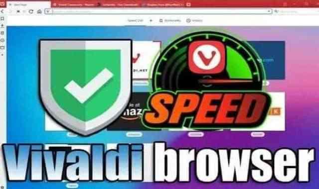 تحميل متصفح الانترنت السريع Vivaldi 4.1.2369.11 اخر اصدار محدث دائما