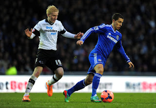 Chelsea vs Derby County