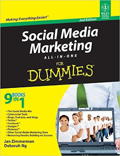 The SEM Book for Social Media Marketing All-In-One for Dummies