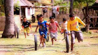 perlombaan tradisional