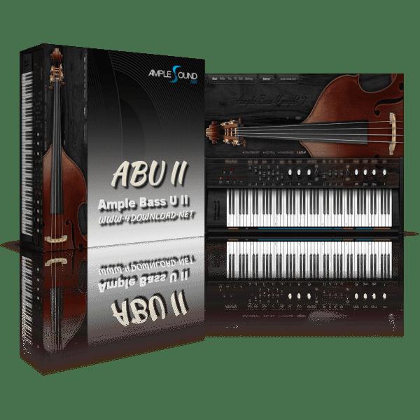 Ample Sound - ABU II v2.6.5 Full version