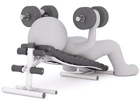 خسارة العضلات بسبب كل دايت سريع