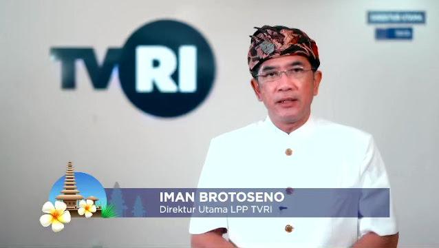 Roy Suryo Ingatkan Iman Brotoseno untuk Tayangkan Film G30S PKI di TVRI