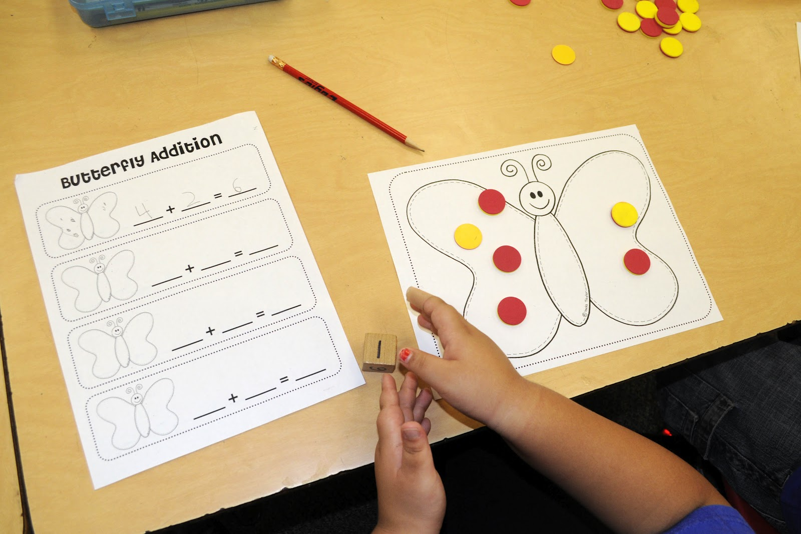 Mrs Ricca S Kindergarten More Addition Fun