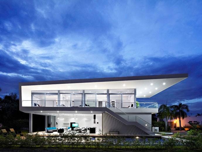 model rumah bertingkat minimalis 3