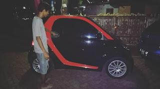 Dijual Mobil Mini Smart F2'012 ECO B DKI Pajak Hidup