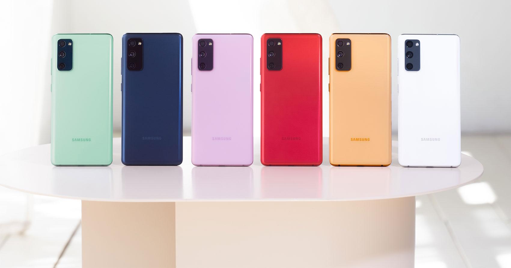 Nuovo Samsung Galaxy S20 FE a partire da 699 euro