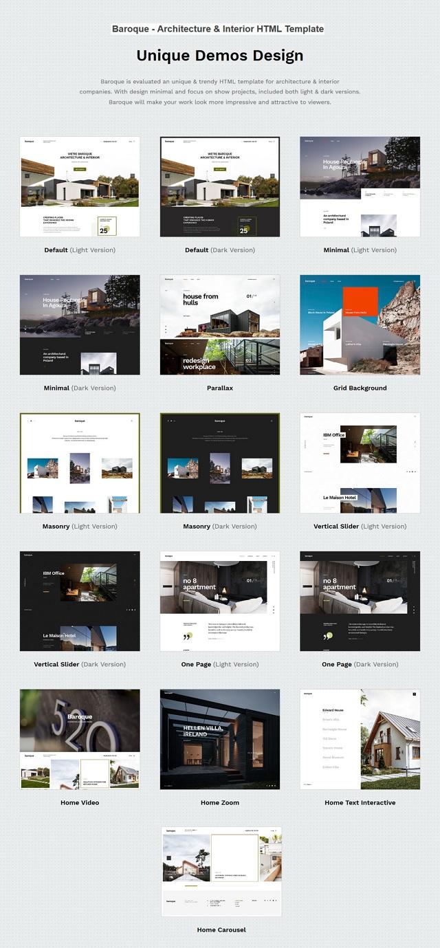Best Architecture & Interior Template