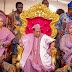 Photos: Alaafin Of Oyo's Names His Sets Of Twins