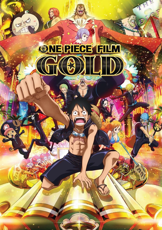 One Piece The Movie 13 : Film Gold วันพีซ ฟิล์ม โกลด์ พากย์ไทย HD