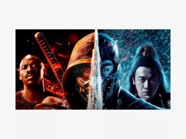 Movie Mortal Kombat 2021