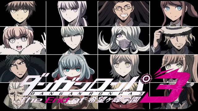 Danganronpa 3: The End of Kibougamine Gakuen - Mirai-hen Sub Indo : Episode 1-12 END | Anime Loker