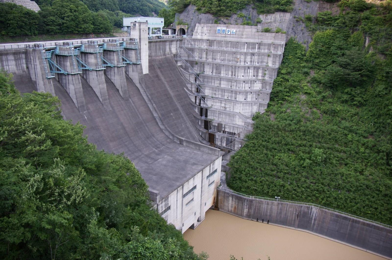 薗原ダム | おぼえがき