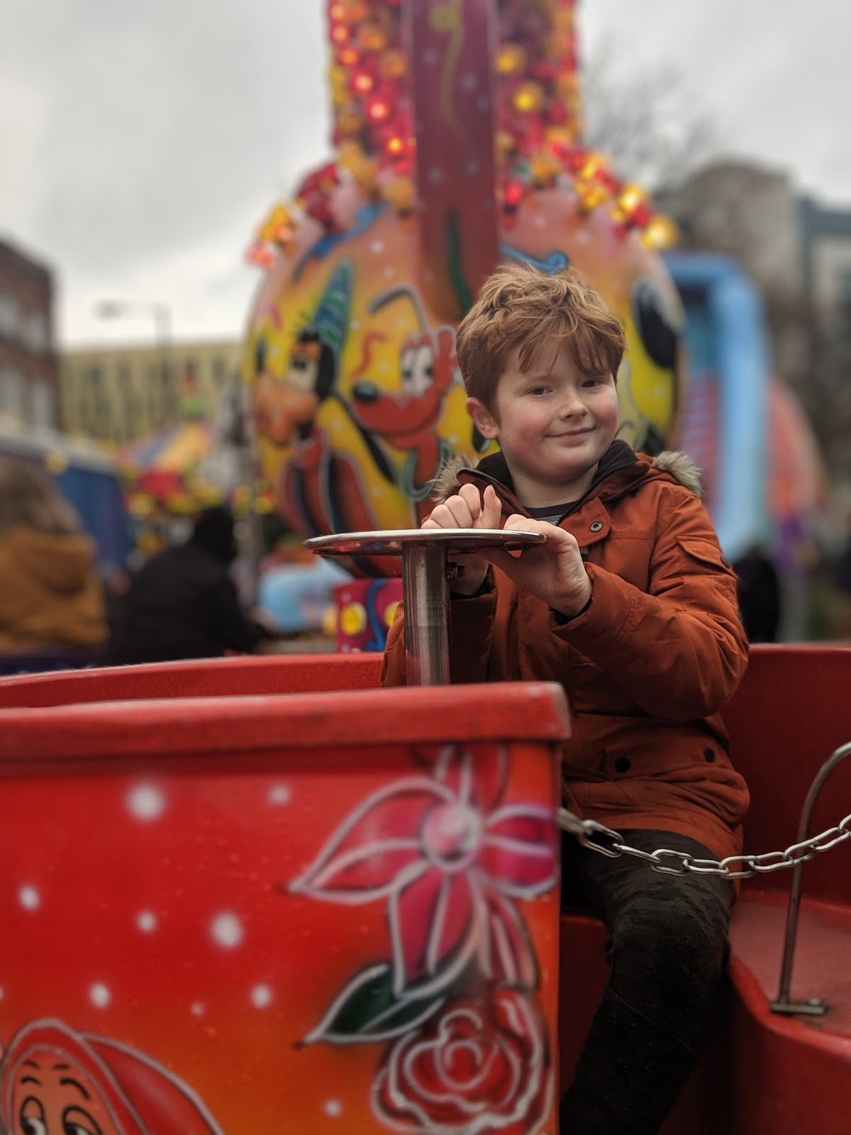 10 Reasons to Celebrate Chinese New Year in Newcastle  - fairground rides