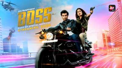 Boss – Baap of Special Services 480p Web Series Season 1 All Episodes Download 2019