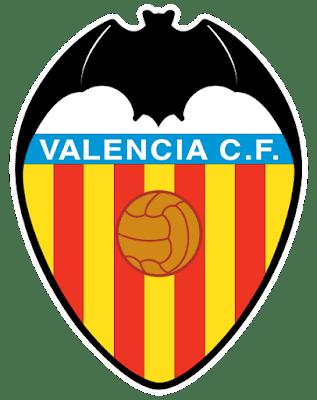 Download Logo Klub Valencia PNG