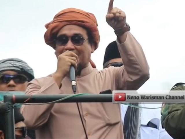 Sambil Menangis, Kiai Miftah Fauzy Minta Jokowi Berbelasungkawa Atas Kematian 6 Laskar FPI