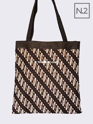 Tas Seminar Batik Souvenir Seminar Kit