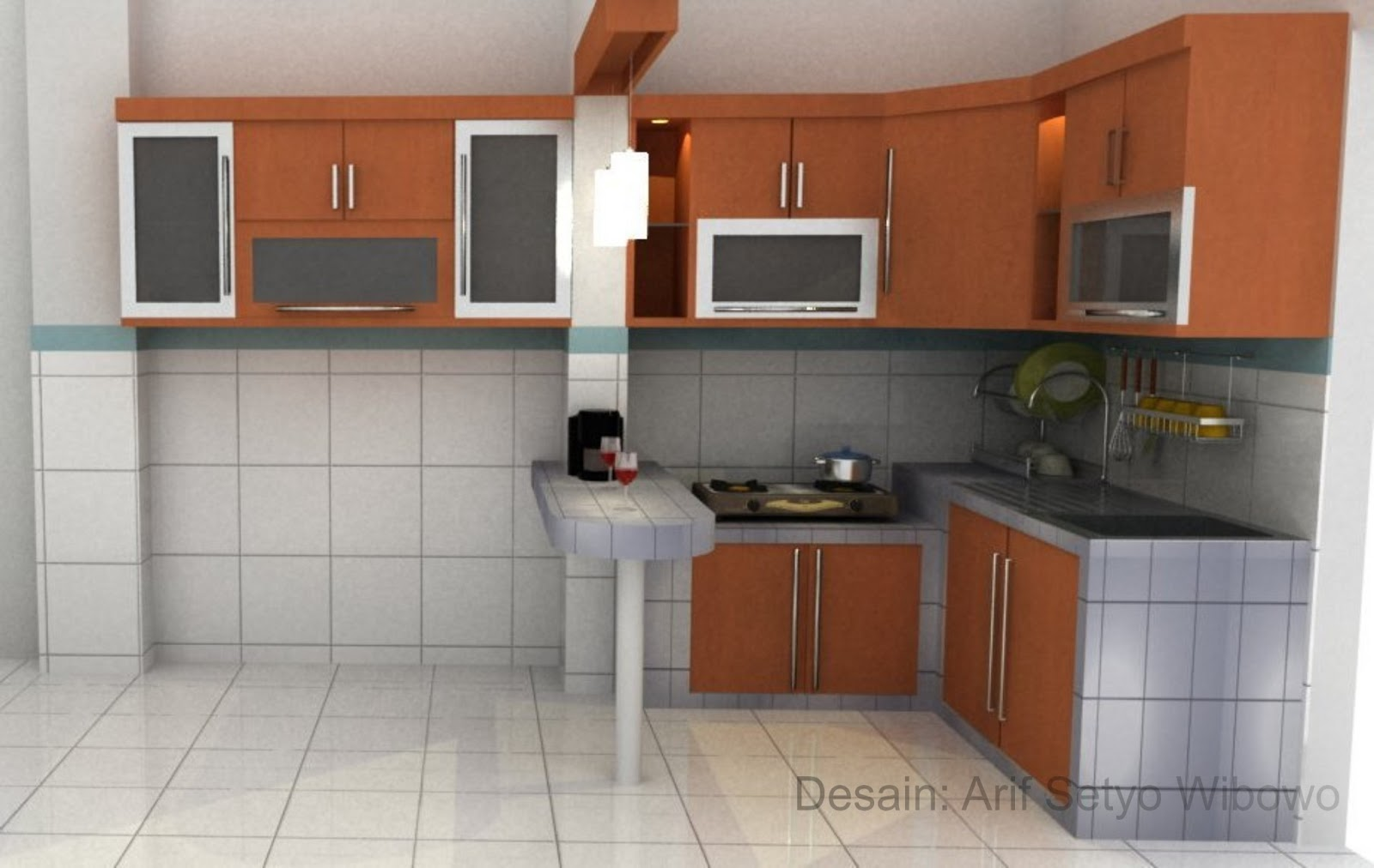 Kabinet Dapur  Pasang Siap Related Keywords Kabinet Dapur