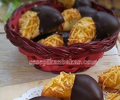 Resep Kue Kering Coklat Batang Keju Kacang Resep Ikan Bakar