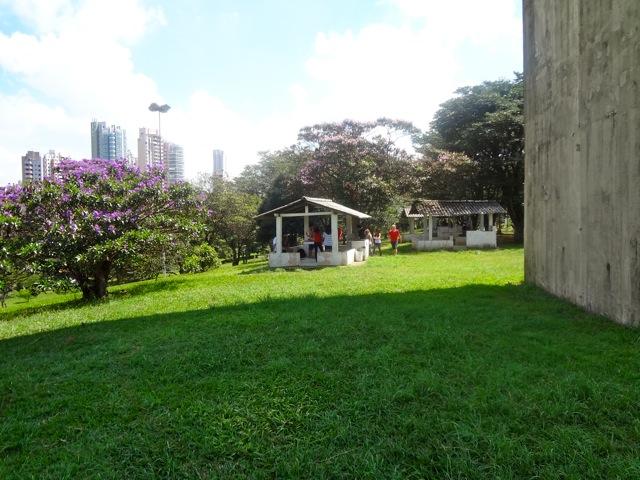 Quiosque para picnic Parque CERET