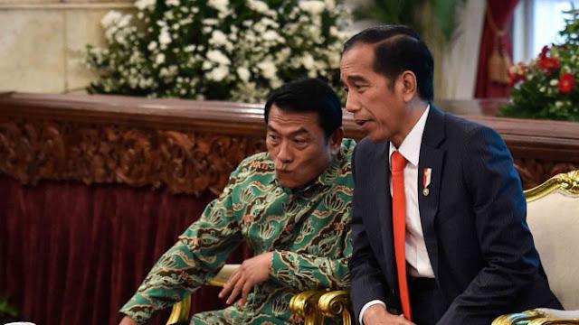 Jokowi-Moeldoko Dideklarasikan untuk Capres-Cawapres 2019