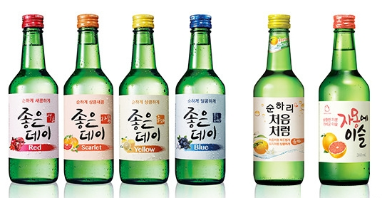 Things to buy in Korea - Soju