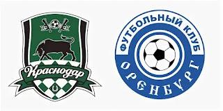 Краснодар - Оренбург смотреть онлайн бесплатно 27 октября 2019 прямая трансляция в 19:00 МСК.