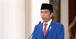 Sebut Demo Hanya Berdasarkan Hoaks, Jokowi Bersikeras Tak Akan Batalkan UU Ciptaker