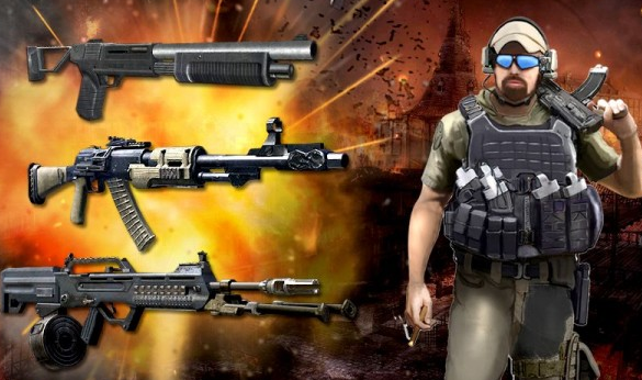 Army Commando Assault Mod Apk