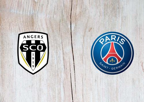 Angers SCO vs PSG -Highlights 16 January 2021