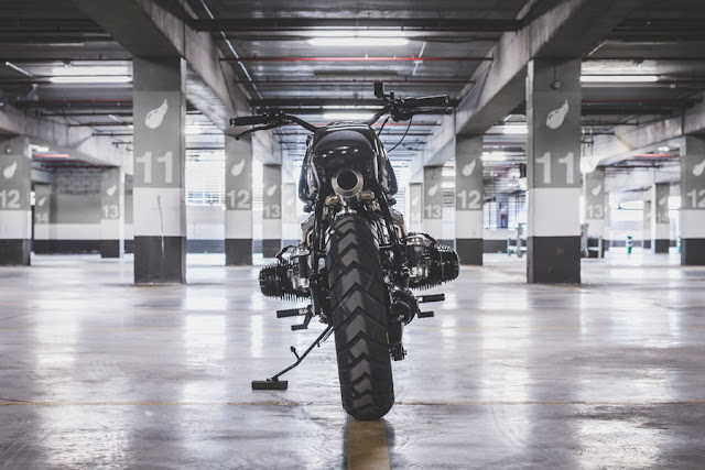 BMW R100RT By Bolt Motor Co. Hell Kustom