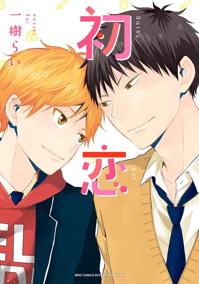 First Love (Hatsukoi) - Rai Kazuki - manga BL