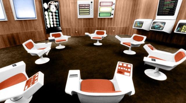 Proyecto Cybersyn o Proyecto SINCO (1971-1973).