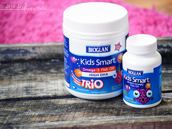 Start Your Child's Day Right with Kids Smart High DHA Fish Oil Chewable Burstlets