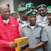 Nigeria Customs intercepts smuggled goods worth N607m
