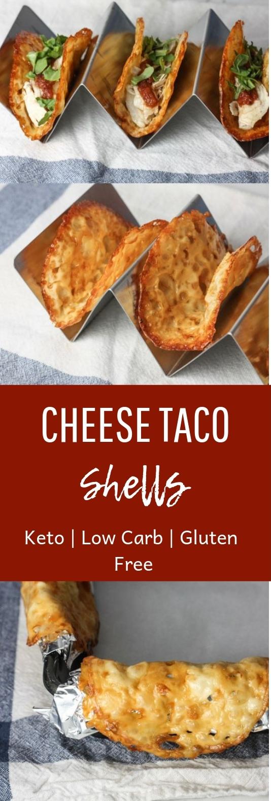 Cheese Taco Shell (Keto) #keto #glutenfree