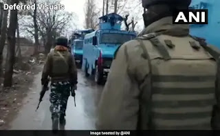 शोपियां में बड़ा एनकाउंटर, लश्कर-ए-तैयबा के 3 आतंकवादी मारे गए